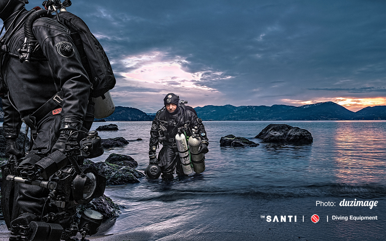 santi | diving equipment