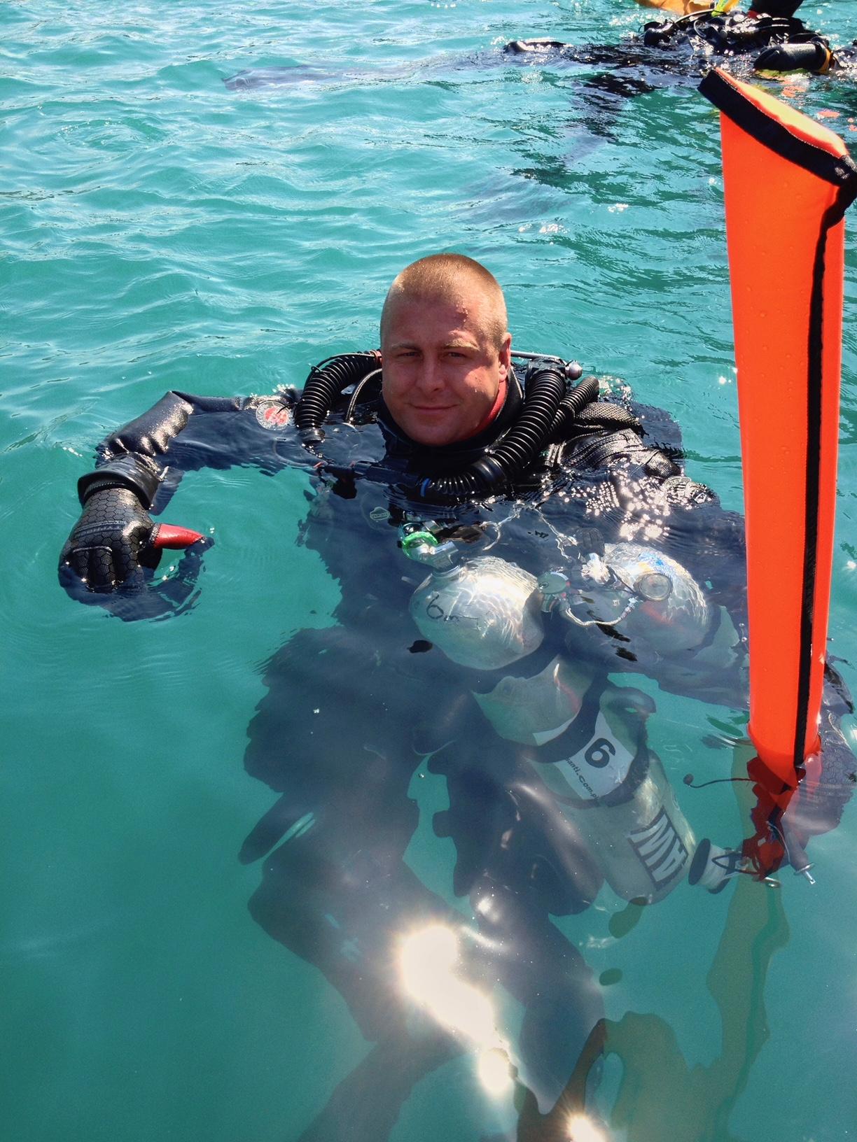 Santi Diving Equipment Drysuits Under Suits Heating